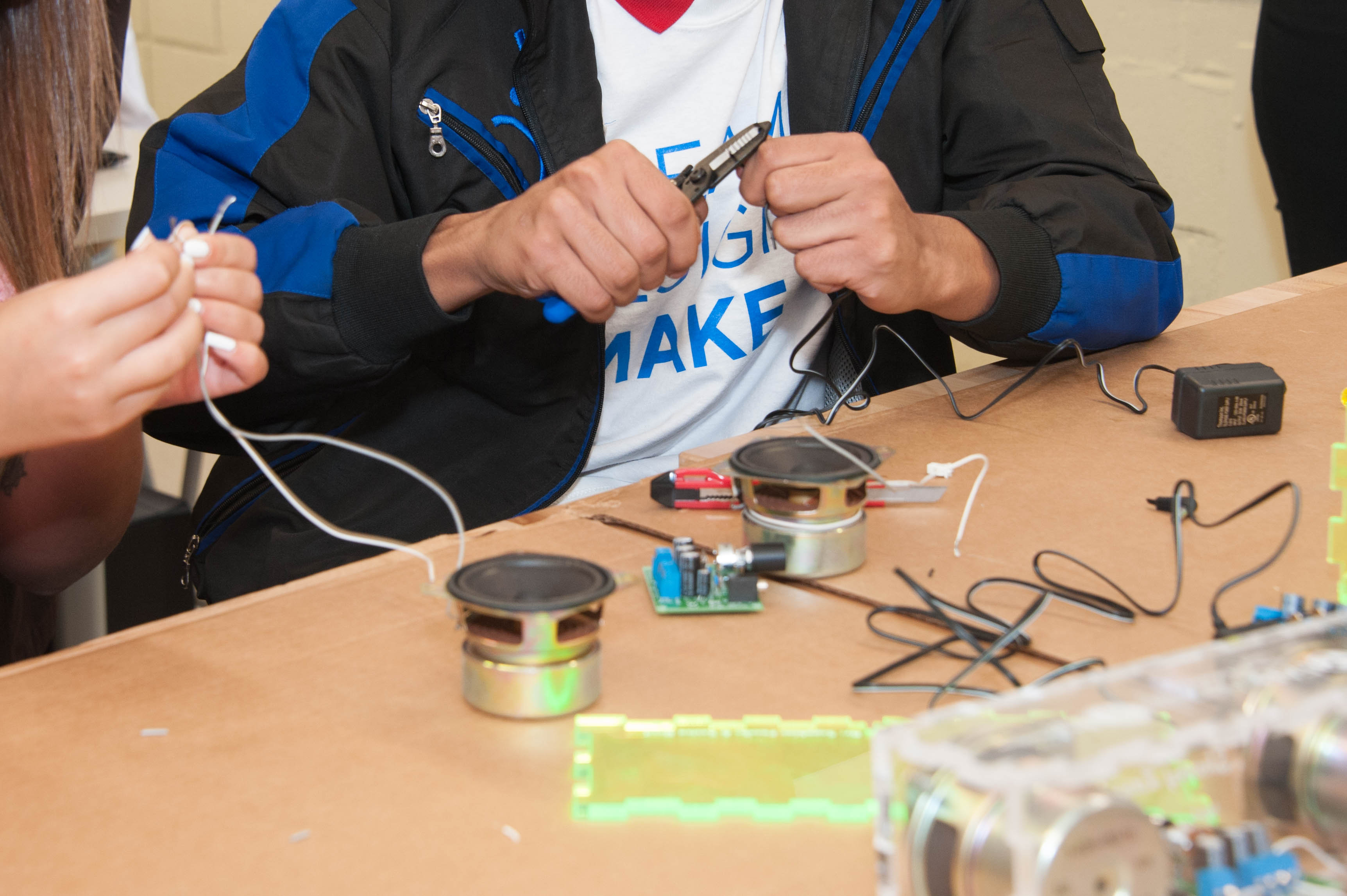 Fab Lab Makes Impact on Special and Alternative Education Students