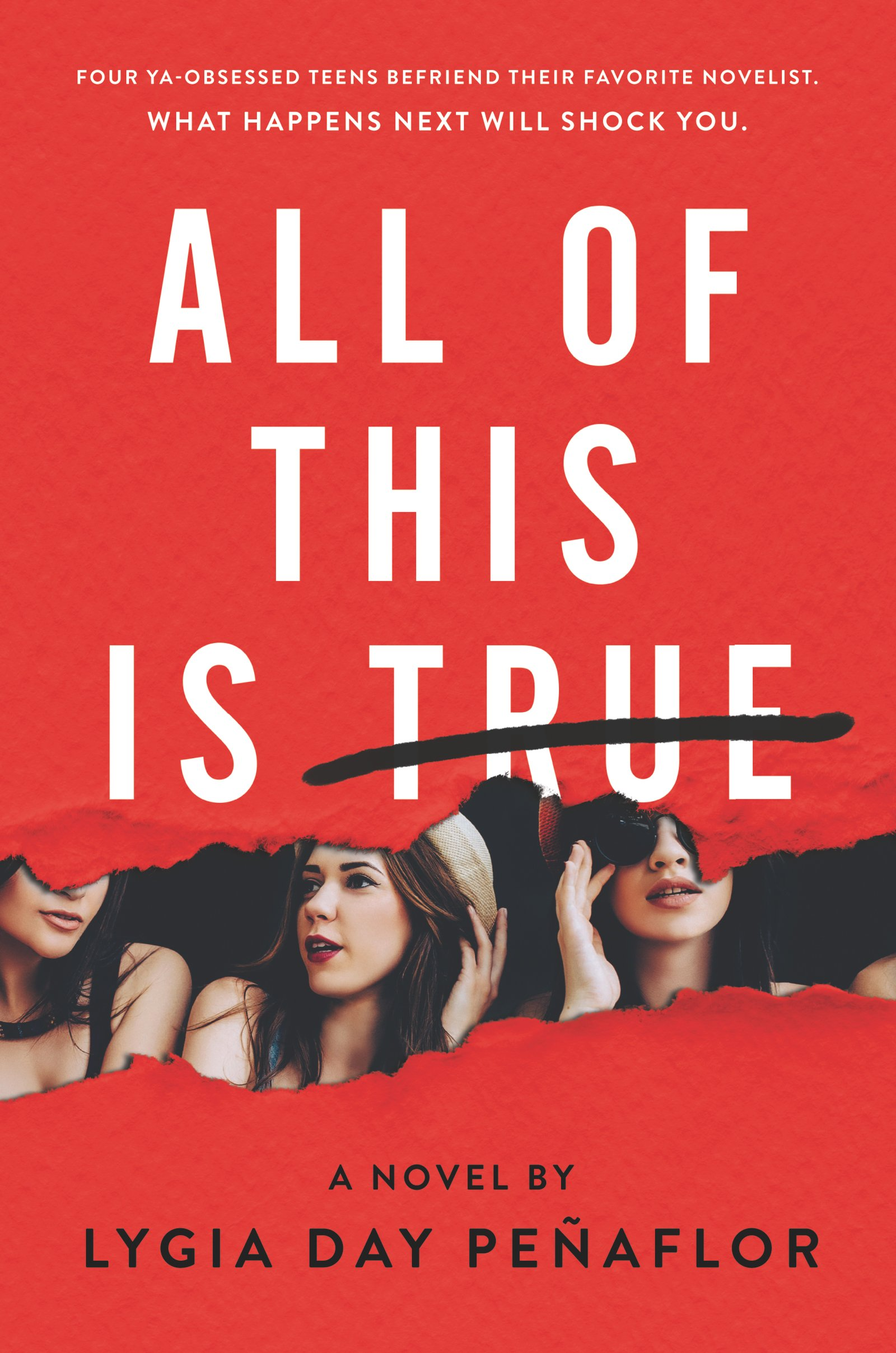 All of This Is True by Lygia Day Peñaflor | SLJ Review