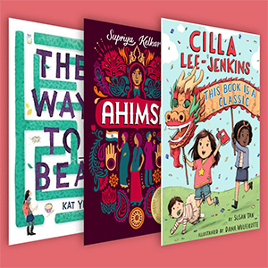 20 Books for Young Readers To Celebrate Asian Pacific American Heritage Month & Year-Round