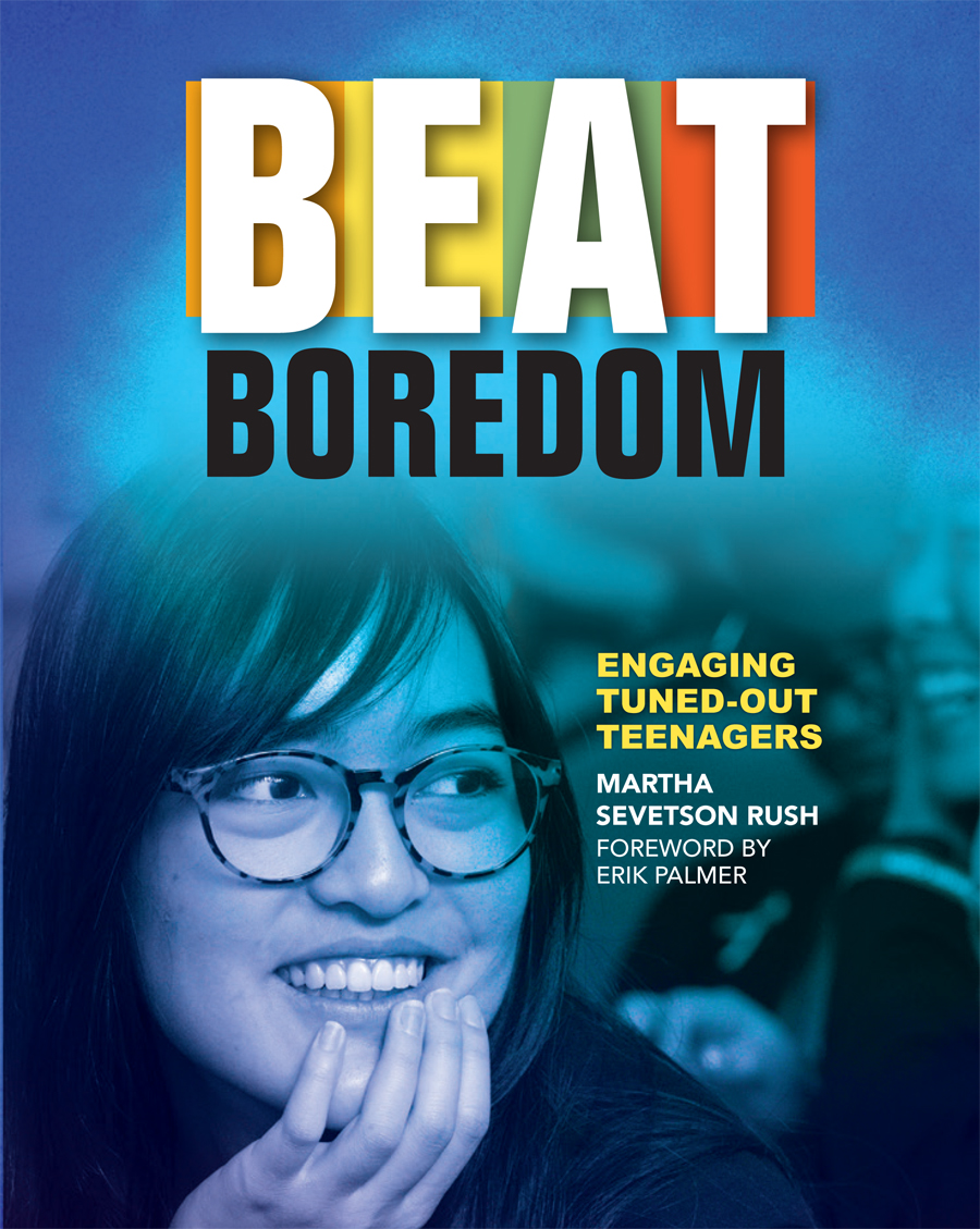 Beat Boredom by Martha Sevetson Rush | SLJ Review