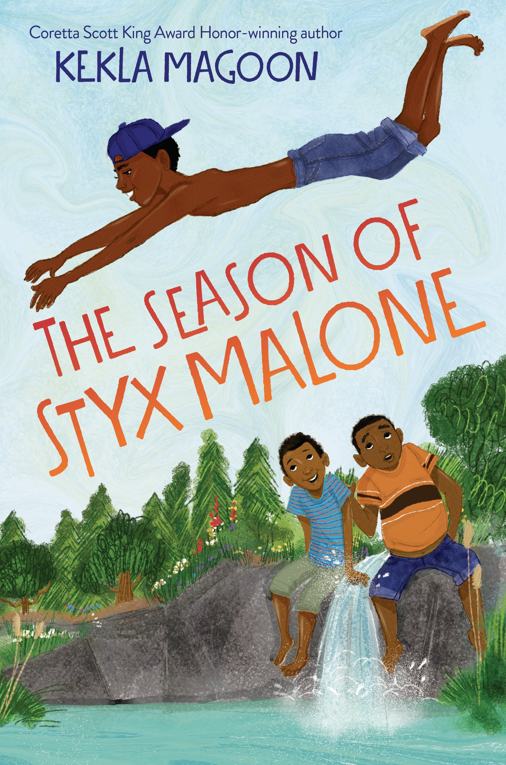 The Season of Styx Malone by Kekla Magoon | SLJ Review