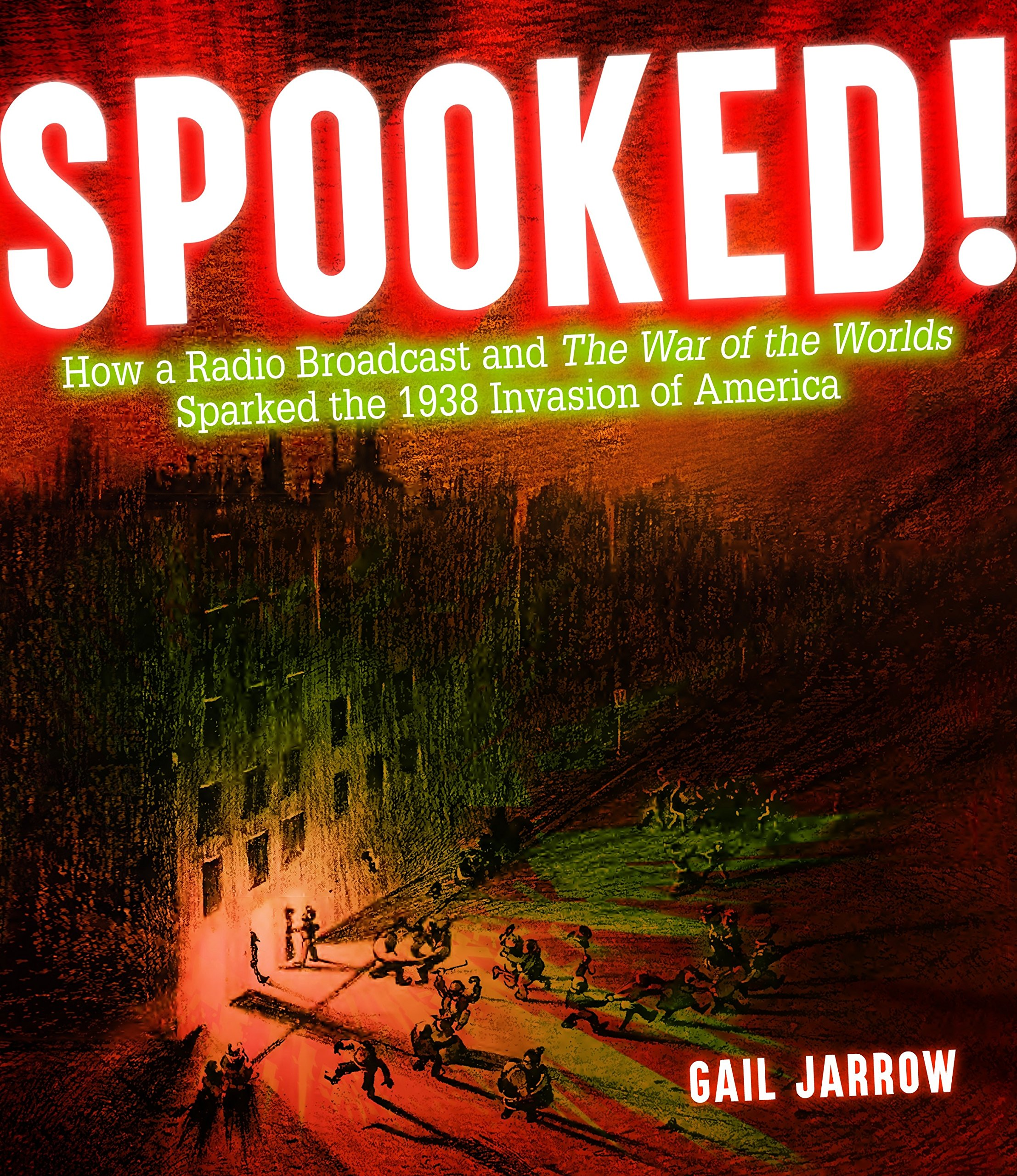 Spooked! by Gail Jarrow | SLJ Review