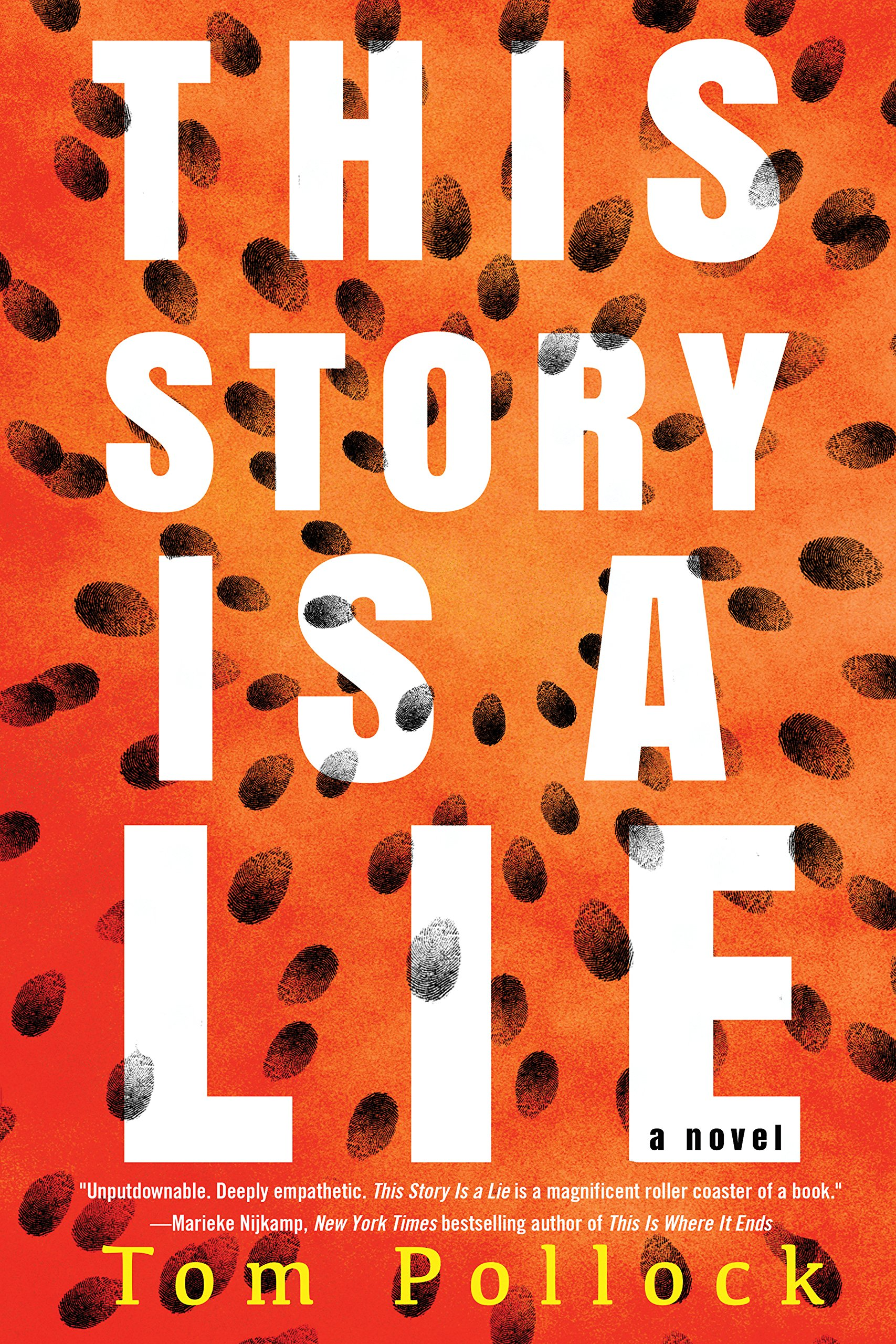 This Story Is a Lie by Tom Pollock | SLJ Review