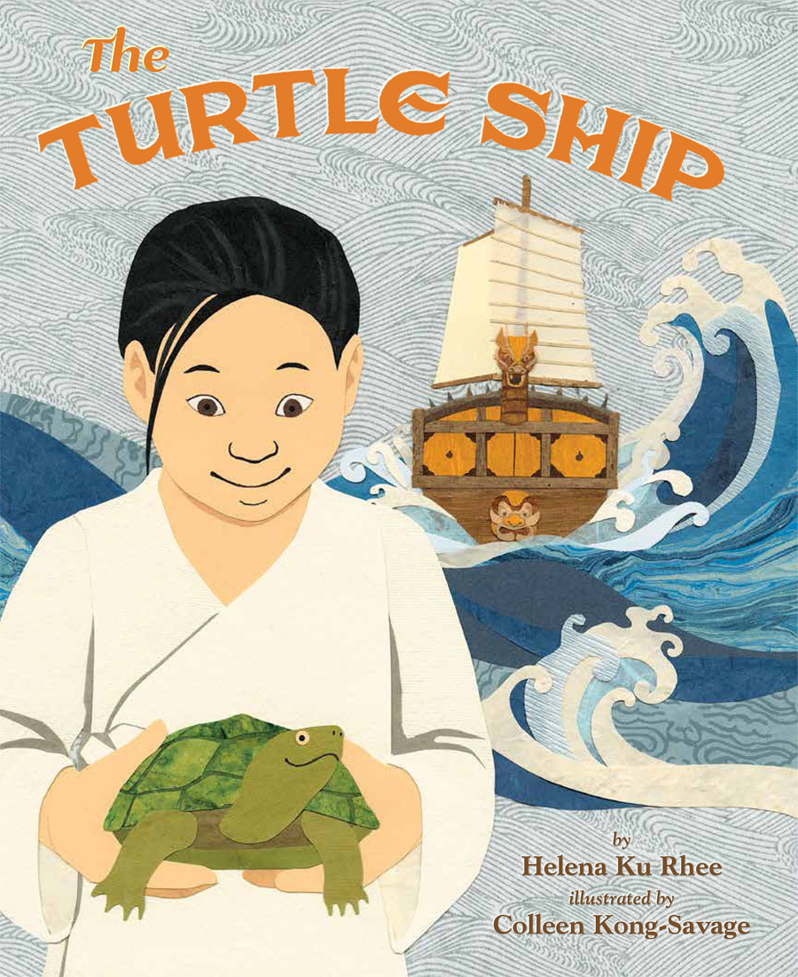 The Turtle Ship by Helena Ku | SLJ Review
