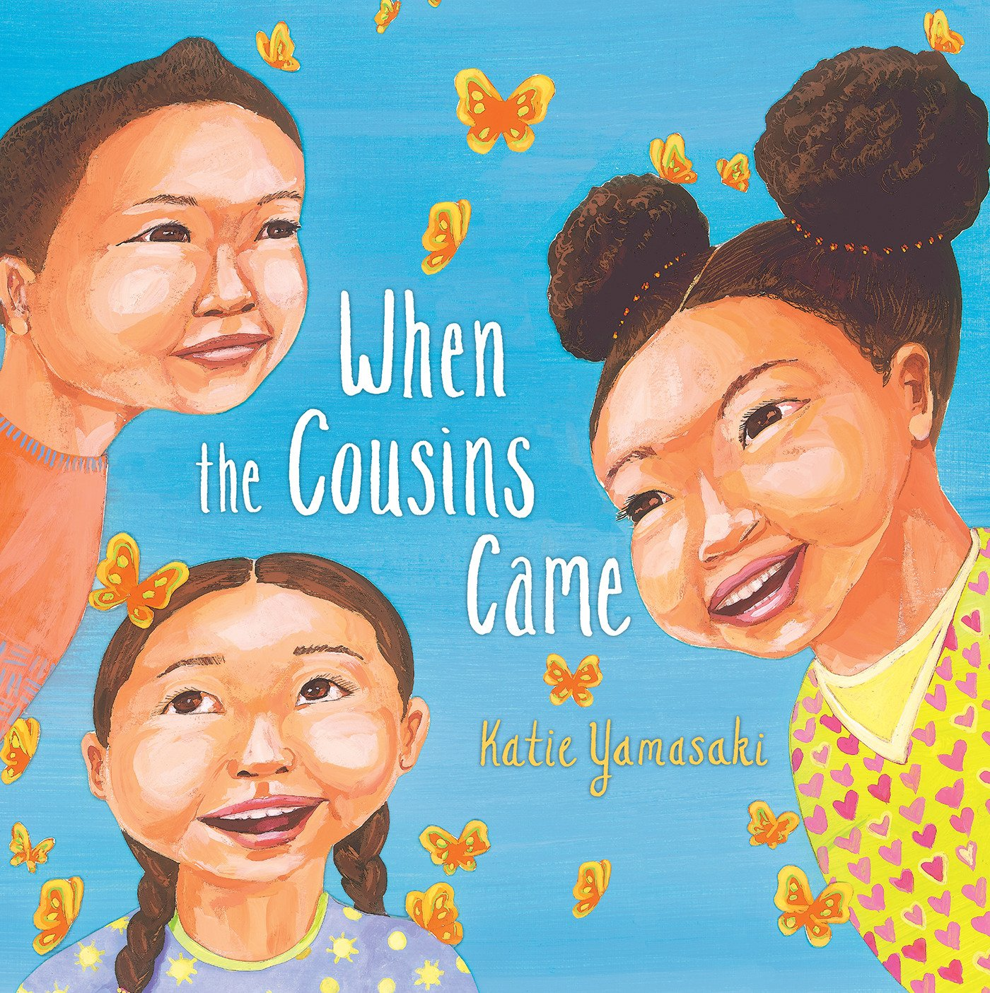 When the Cousins Came by Katie Yamasaki | SLJ Review