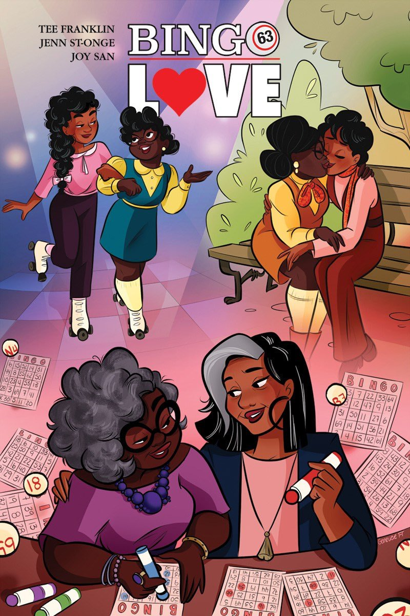 Bingo Love by Tee Franklin | SLJ Review