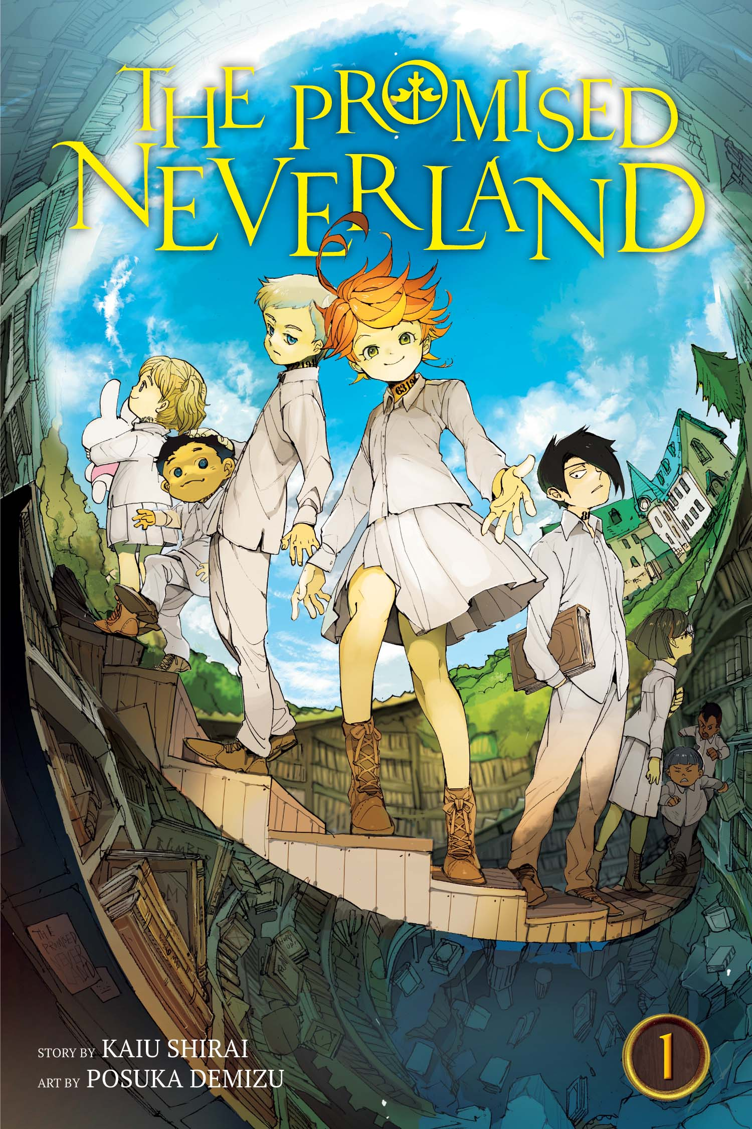 The Promised Neverland: Vol. 1 by Kaiu Shirai | SLJ Review