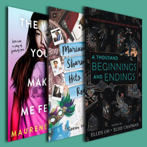 32 YA Titles for Every Day of Asian Pacific American History Month & Beyond