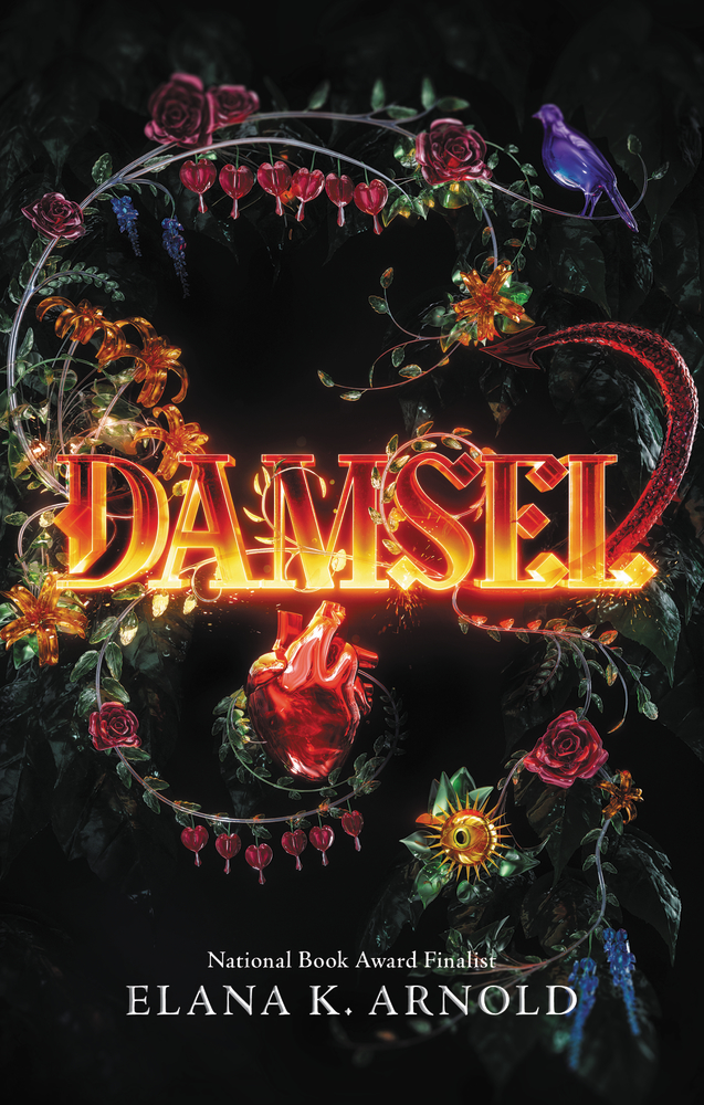 Damsel by Elana K. Arnold | SLJ Review