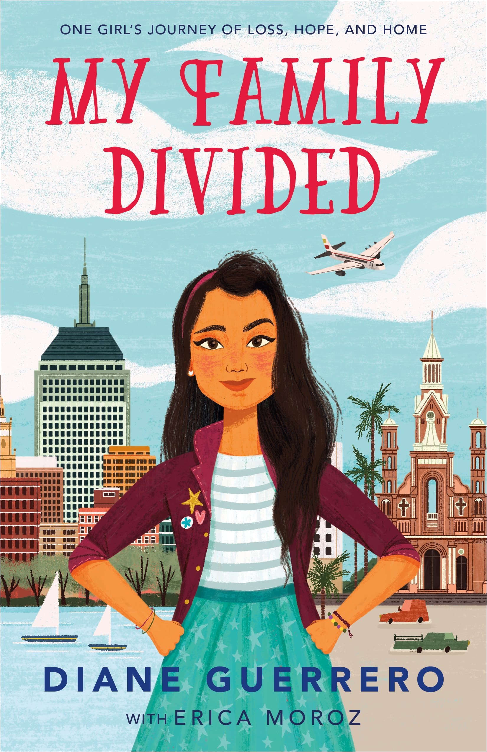 My Family Divided by Diane Guerrero with Erica Moroz | SLJ Review