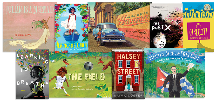 20 Books To Celebrate Caribbean American Heritage Month