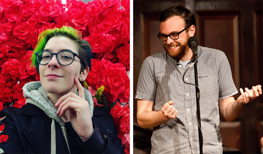 Archie Bongiovanni & Tristan Jimerson On Their Graphic Novel Guide to Gender-Neutral Pronouns