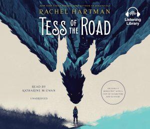 Tess of the Road by Rachel Hartman | SLJ Audio Review