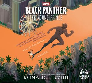 Black Panther by Ronald L. Smith | SLJ Audio Review