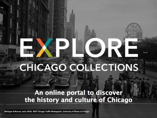 Collaboration Puts Chicago History At Students' Fingertips