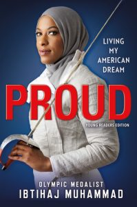 Proud by Ibtihaj Muhammad | SLJ Review