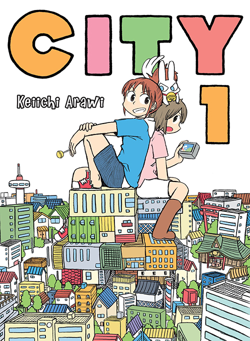 Graphic Novels: A Heroic Troll, Ghostly Girl, and Slice-of-Life Manga | July 2018 Xpress Reviews