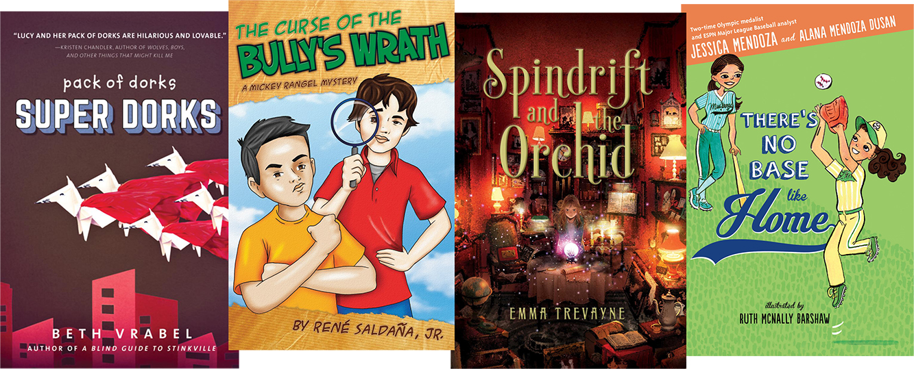Middle Grade: Sports Fiction, Crystal Balls, and Super Dorks | July 2018 Xpress Reviews