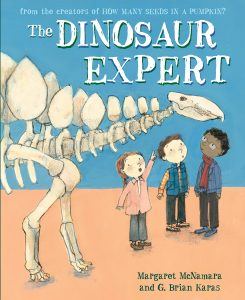 The Dinosaur Expert by Margaret McNamara | SLJ Review