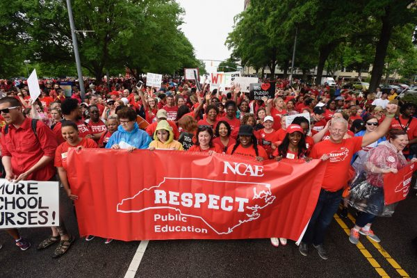 Educators Keep Battling, Supporting Each Other After Spring #RedforEd Uprising