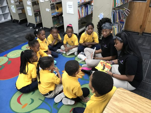 Cleveland Students Lead Initiative To Diversify School Libraries