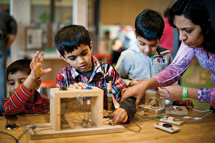 Maker Grows Up: Committing to Sustainable Programs Nationwide