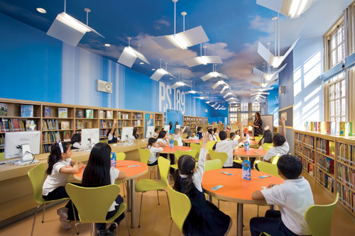 Divine Design: How to create the 21st-century school library of your dreams