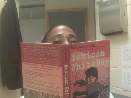 "Writers Against Racism: ""Mexican WhiteBoy"" by Matt de la Pena ..."