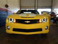 2012 chevy camaro headlights