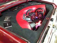 1974 chevy impala  custom rockford fosgate sounds system