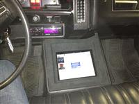 1974 chevy impala custom center console ipad
