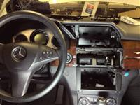 2010 glk350 benz custom 2 din dvd navi system 2