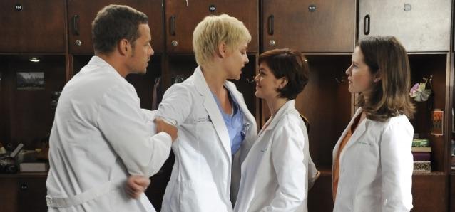 Grey\'s Anatomy - die jungen Ärzte im TV-Programm