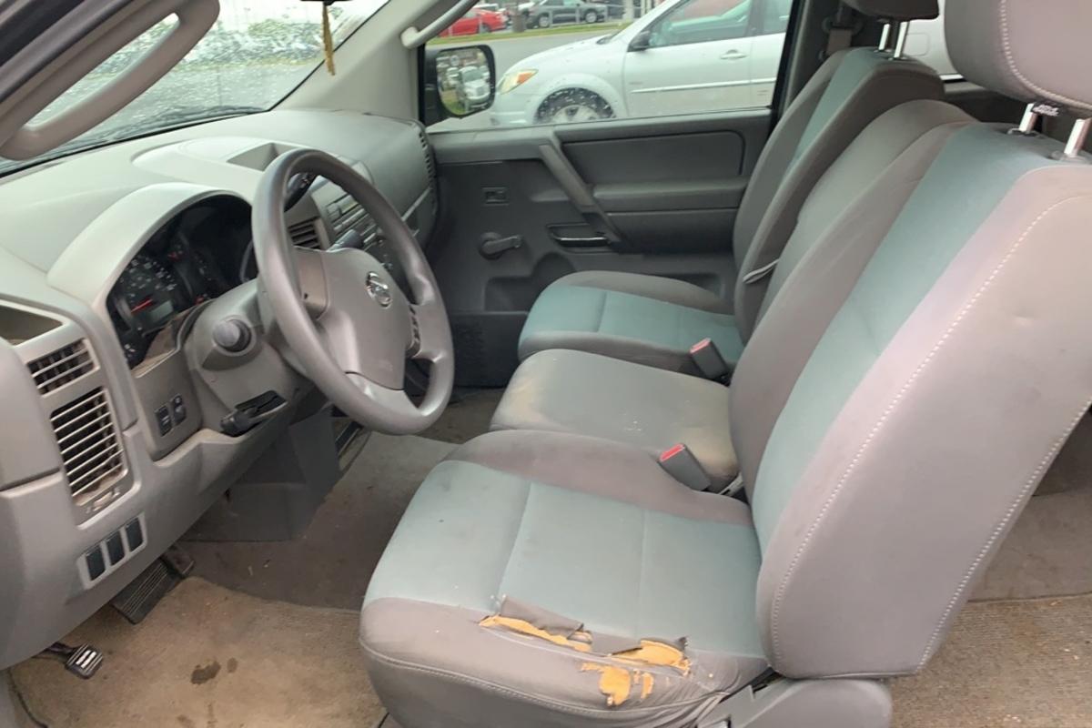 2006 Nissan Titan LE King Cab 2WD