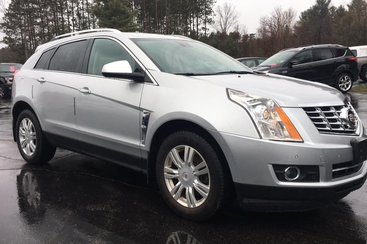 2012 Cadillac Srx Luxury AWD