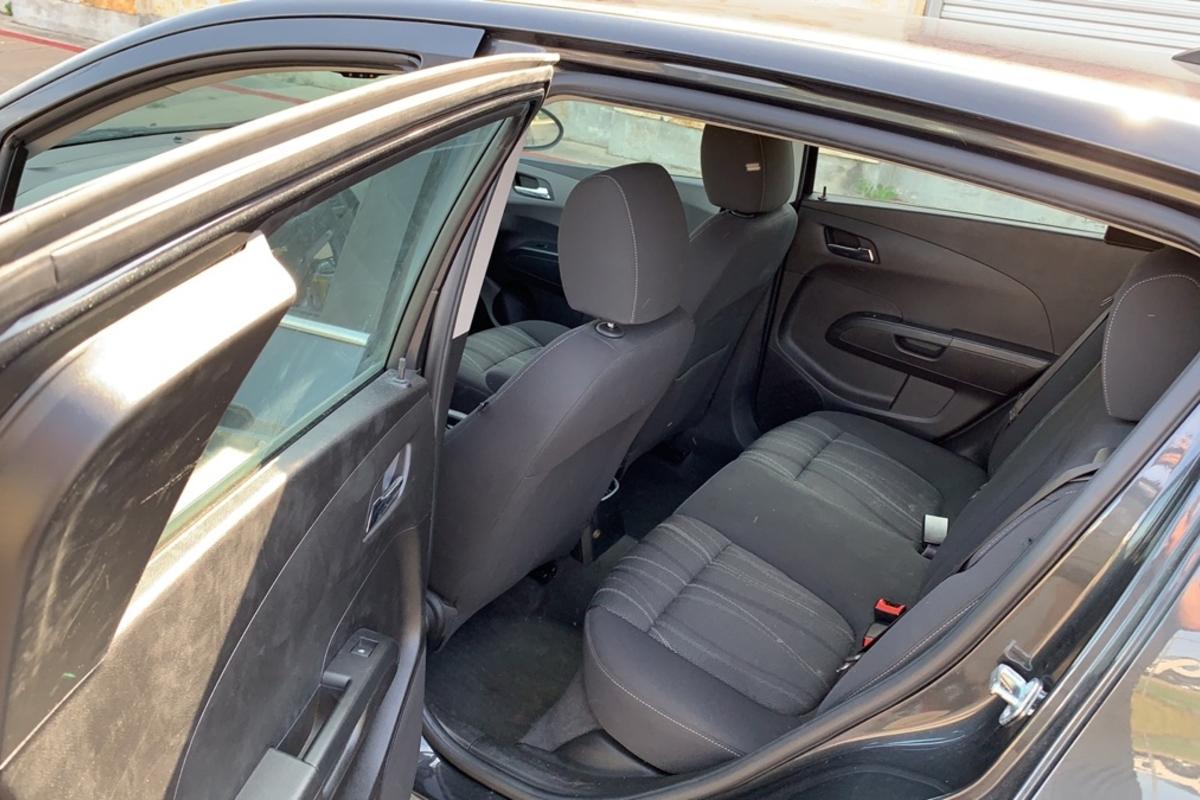 2016 Chevrolet Sonic LT Auto 5-Door