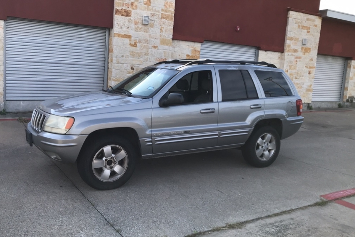 2001 Jeep Grand cherokee Limited 2WD