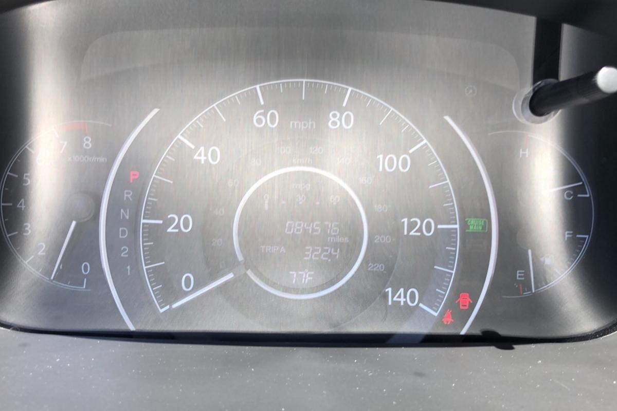 2014 Honda Cr-v EX-L 4WD 5-Speed AT
