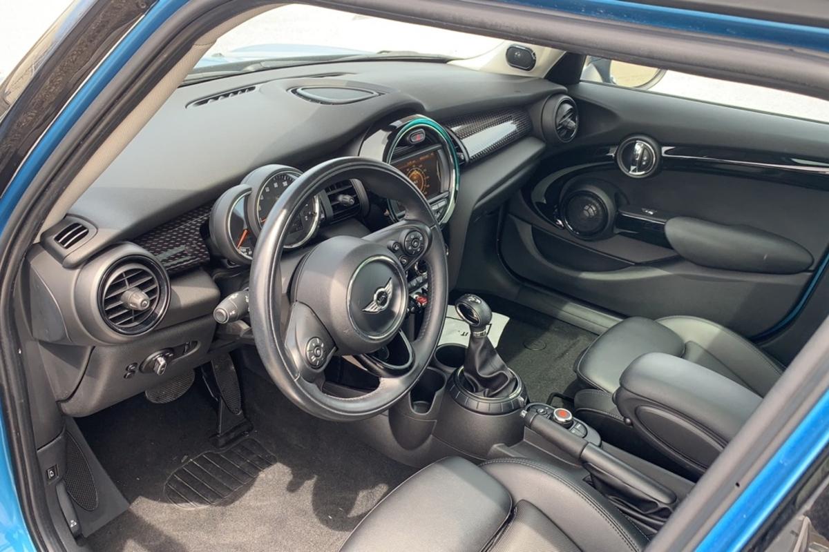 2017 Mini Cooper S 3-Door