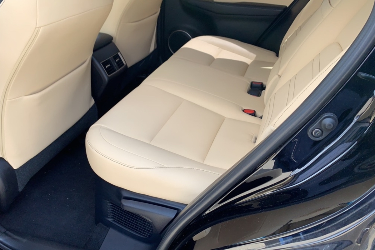 2017 Lexus Nx 200t AWD