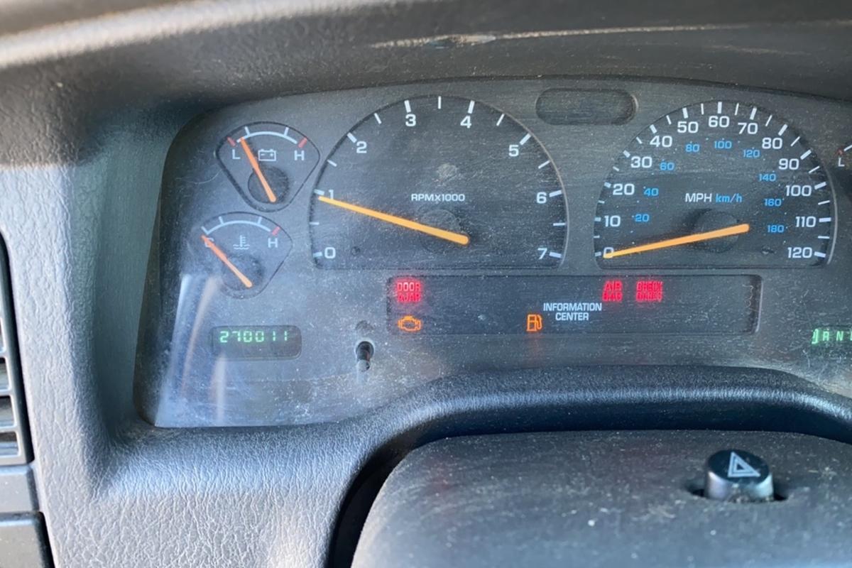 2001 Dodge Durango 4WD