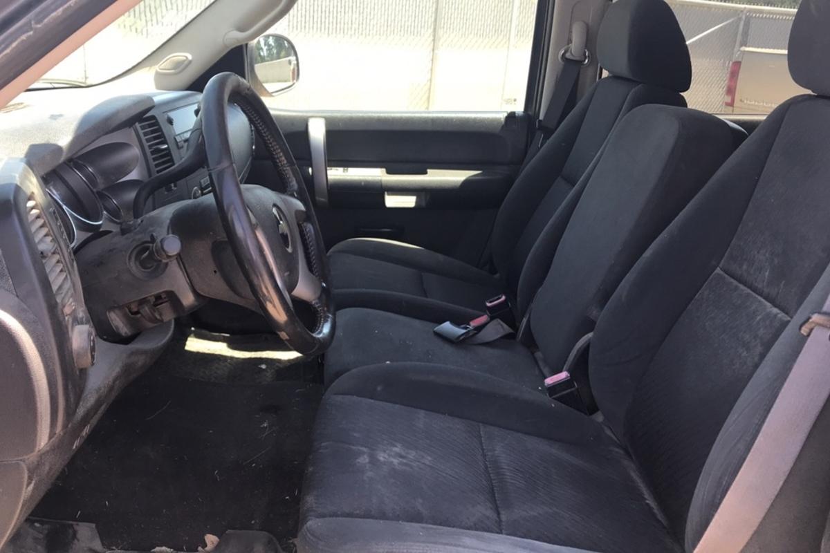2009 Chevrolet Silverado 3500 LT