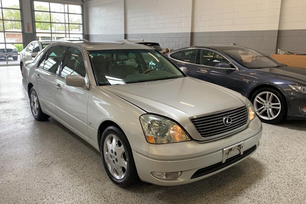 2001 Lexus Ls 430 LS430