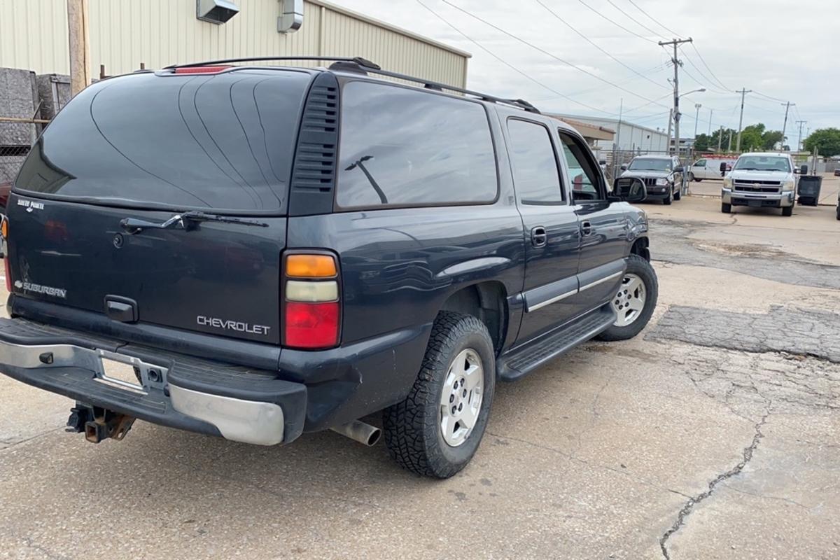 2004 Chevrolet Suburban 1500 LT