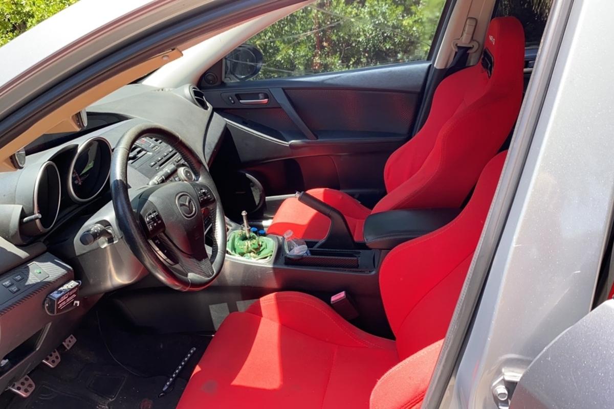 2012 Mazda Mazda3 Mazdaspeed3