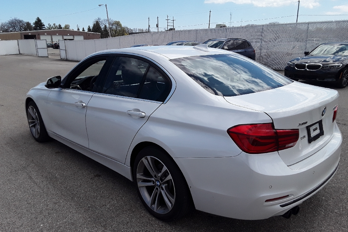 2017 Bmw 3-series 330xi