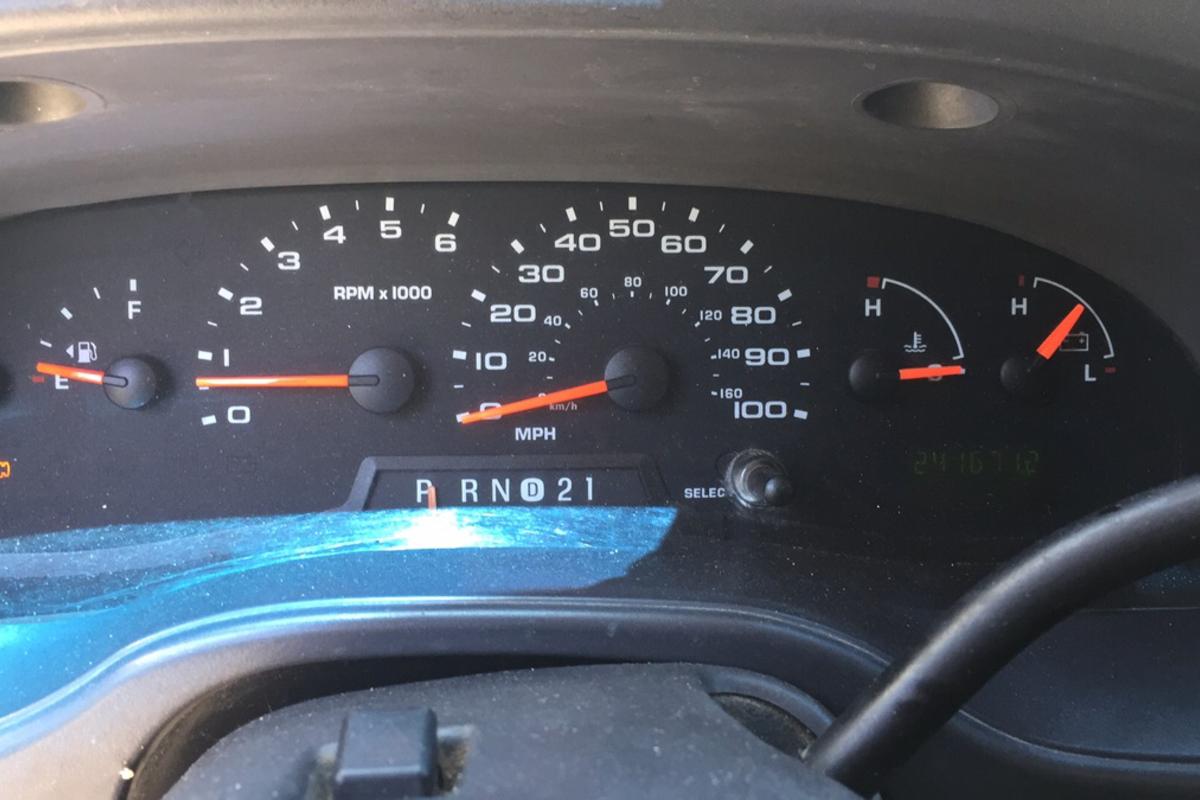 2006 Ford E150 vans Econoline