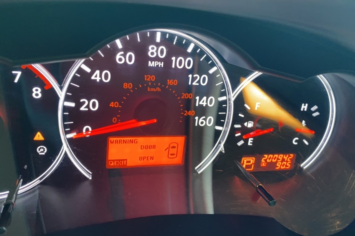 2010 Nissan Altima SR