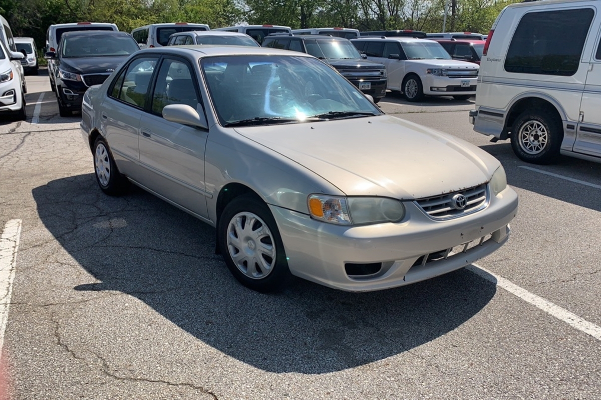2002 Toyota Corolla LE