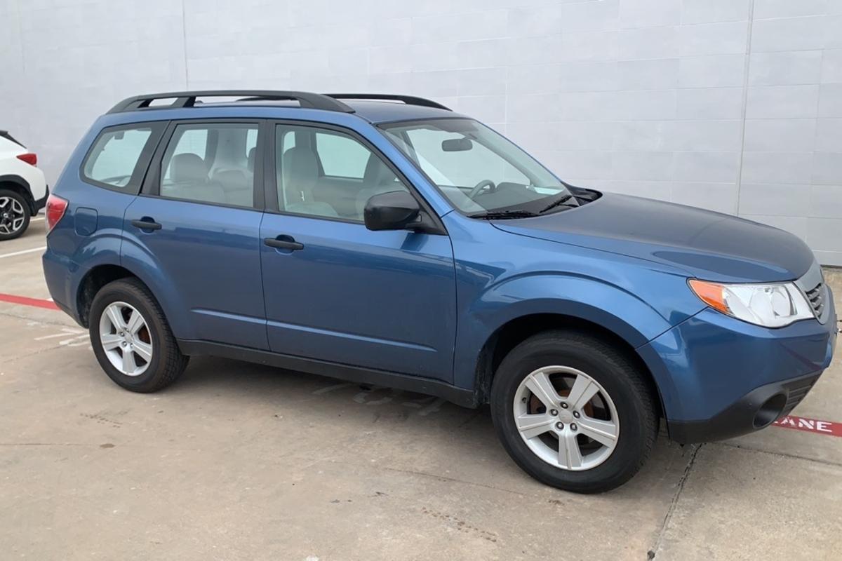 2010 Subaru Forester X